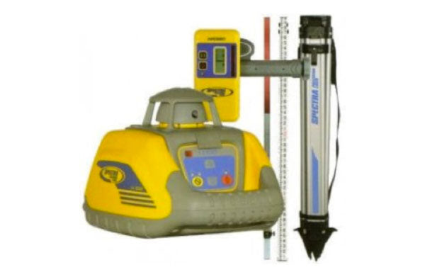 Spectra Precision LL100 Laser Level Package - Rental