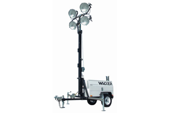 Wacker Neuson LTC4L Light Tower | 4000 Watt Tow behind – Diesel | Rental