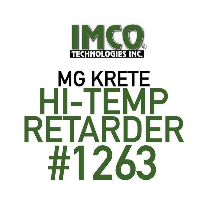 MG Krete - Hi-Temp Retarder #1263