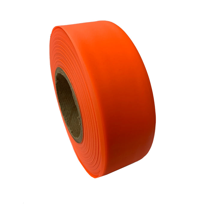 "Fluorescent Orange Flagging Tape (1-3/16"" x 150 ft.)"