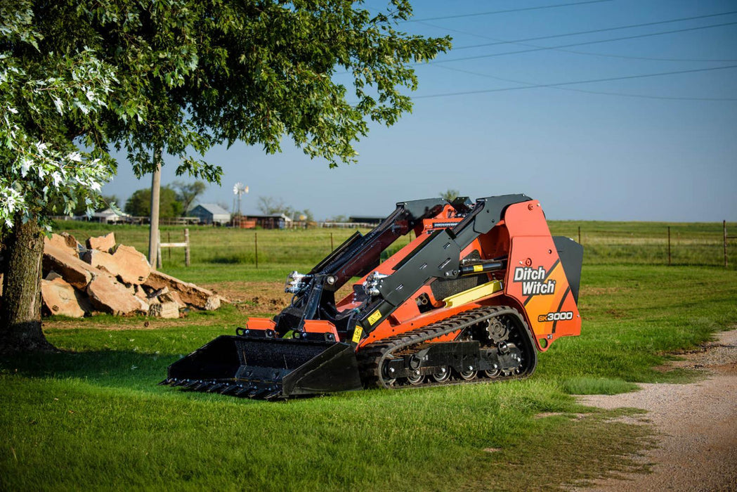 Ditch Witch SK3000 Stand-On Skid Steer (Rental)