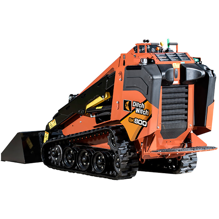Ditch Witch SK800 Mini Skid Steer | Rental