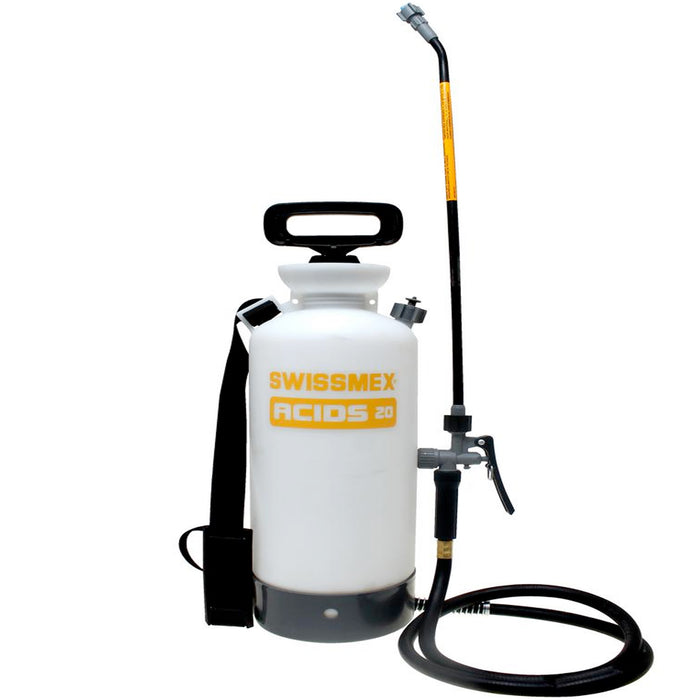 2 Gallon Acid Compression Sprayer