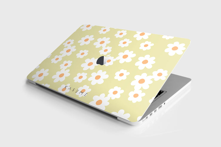 Quiet Macbook skin