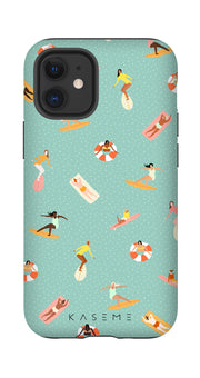 Beach Day phone case