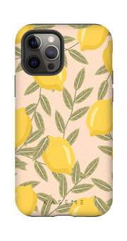 Lemoncello phone case