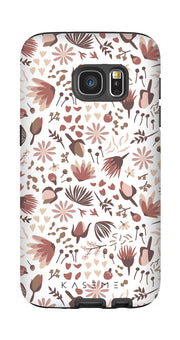 Pretty petals phone case by Tiffany Wong