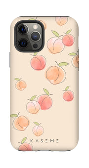 Peachy phone case