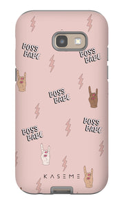 Boss Babe Phone Case by Julie-anne