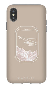 Head In The Clouds Phone Case by Cam Ds