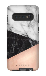 Marble Love Phone Case