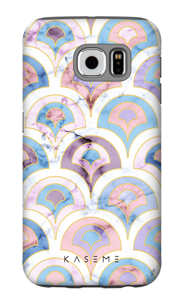 Peafowl phone case