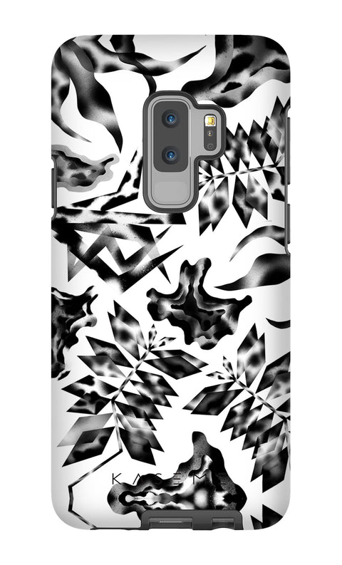 Monoflora Phone Case by Priscilla Yu