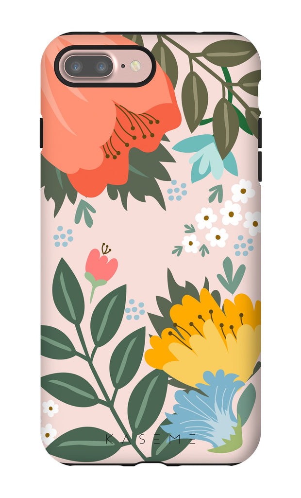 Pink Flower phone case