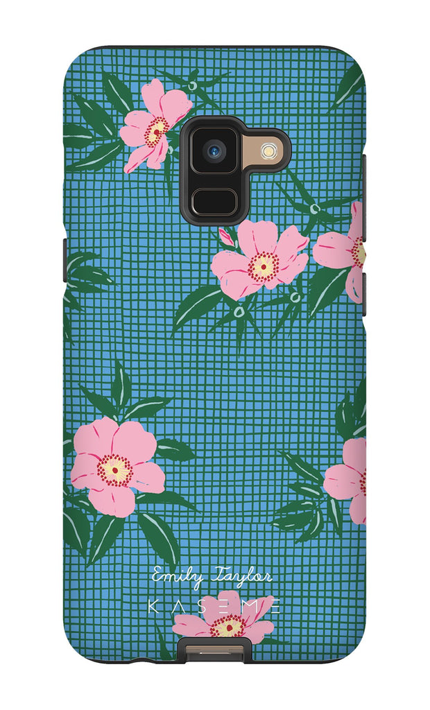 Sea Rose Phone Case by Emily Taylor
