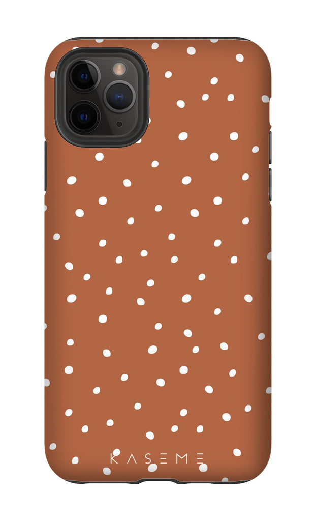 Spotted phone case