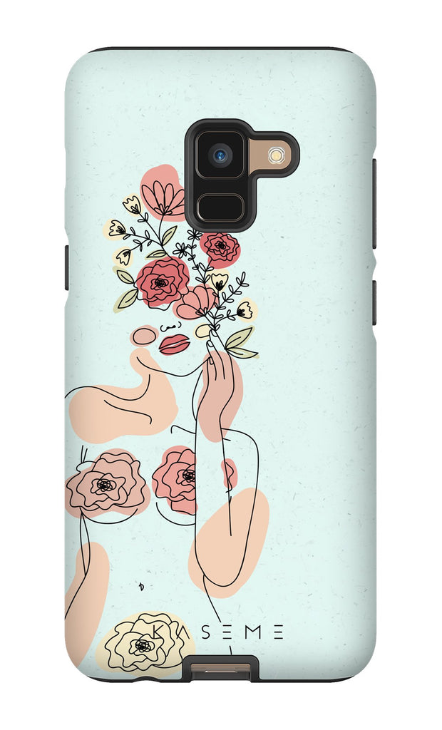 Body Phone Case by Claudie