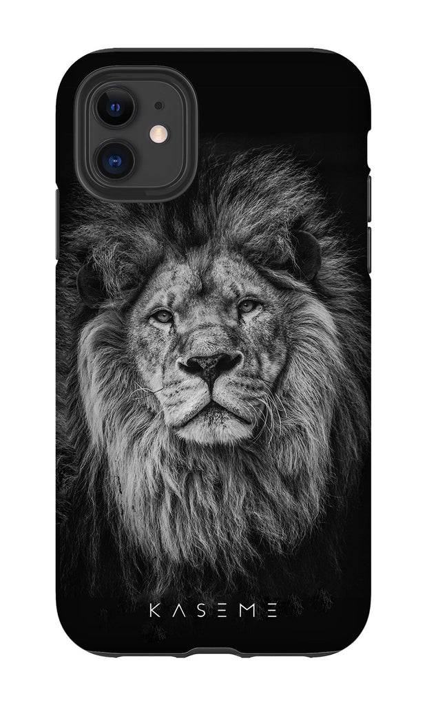 King Of The Jungle Phone Case by Kevin