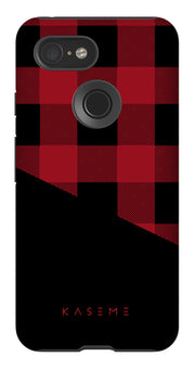 The Woodcutter phone case