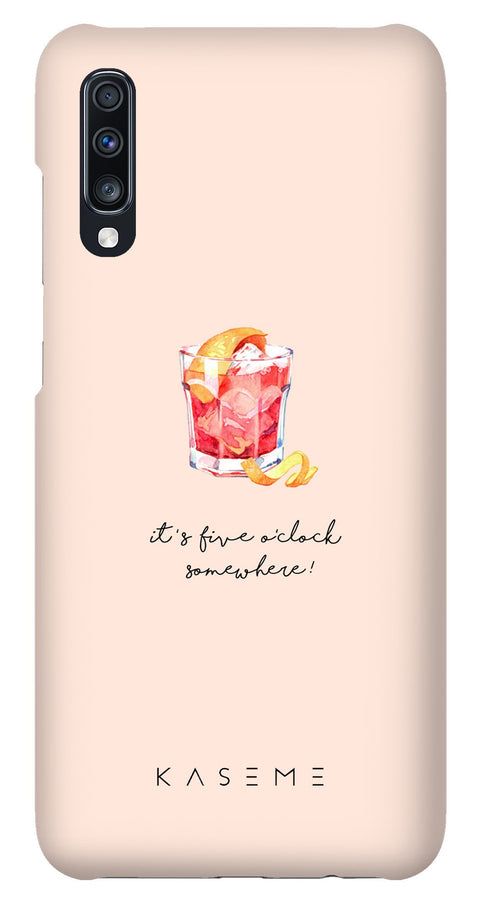 Thirsty phone case