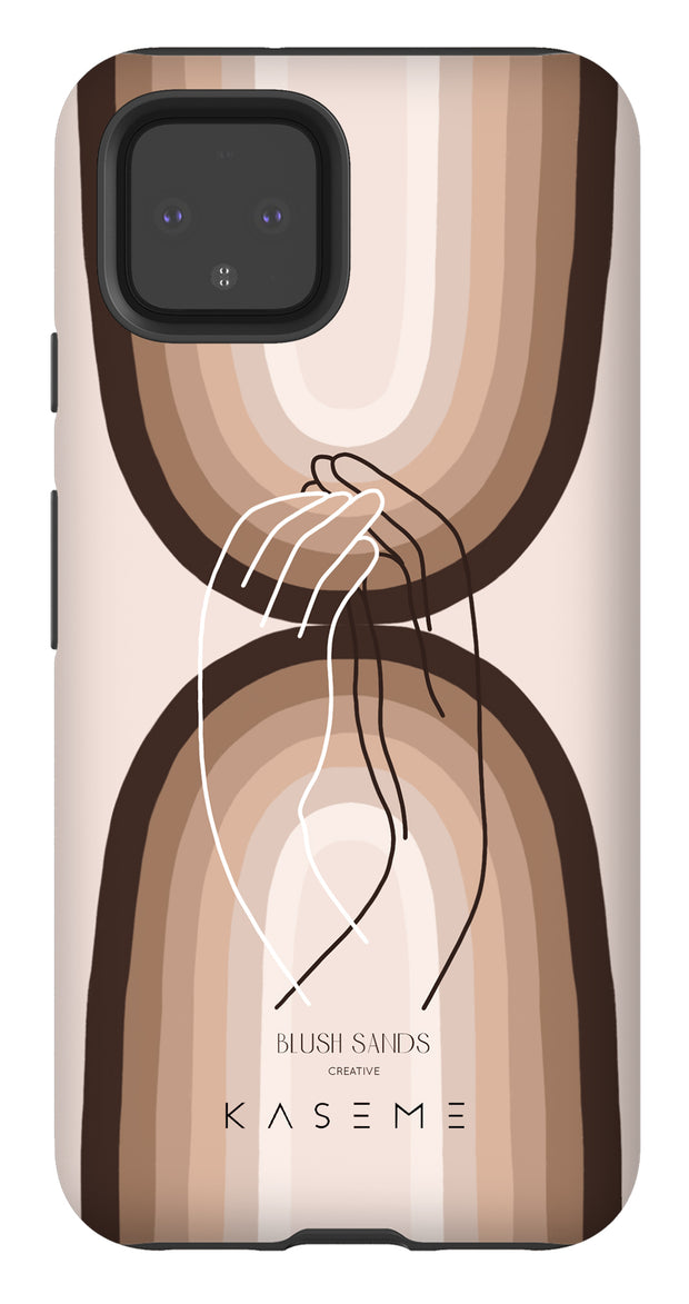 Unity arches phone case by Tina Harirchian