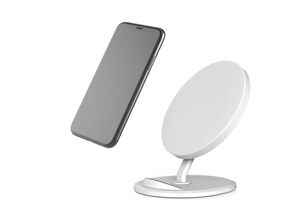 Tricolor wireless charger