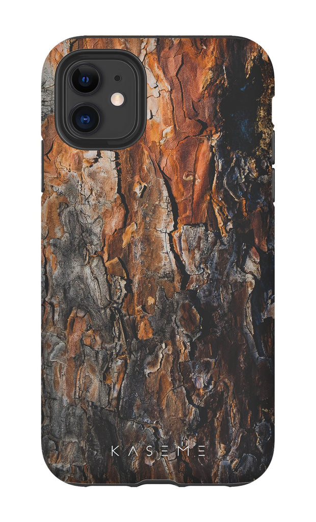 Woodchop Phone Case