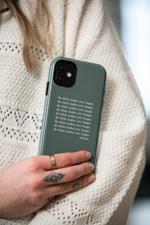 Evermore phone case