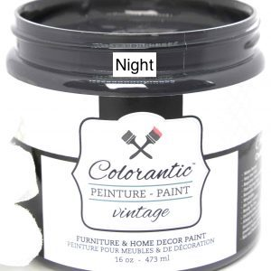 Supplies- Colorantic Chalk Based Paint