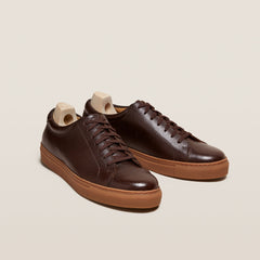 Oaxen Dark Brown Country Calf