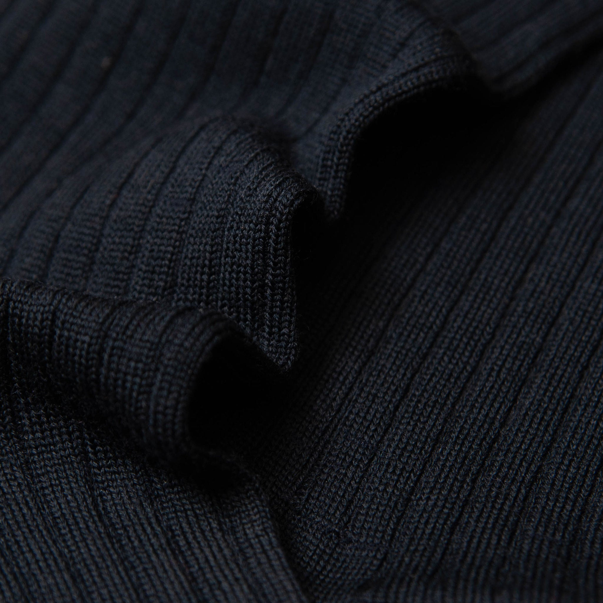 Ludvig - Merino Wool Socks - Navy Blue