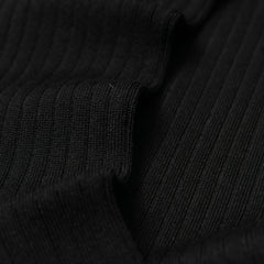 Axel - Cotton Socks - Black