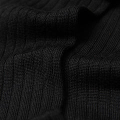 Ludvig - Merino Wool Socks - Black