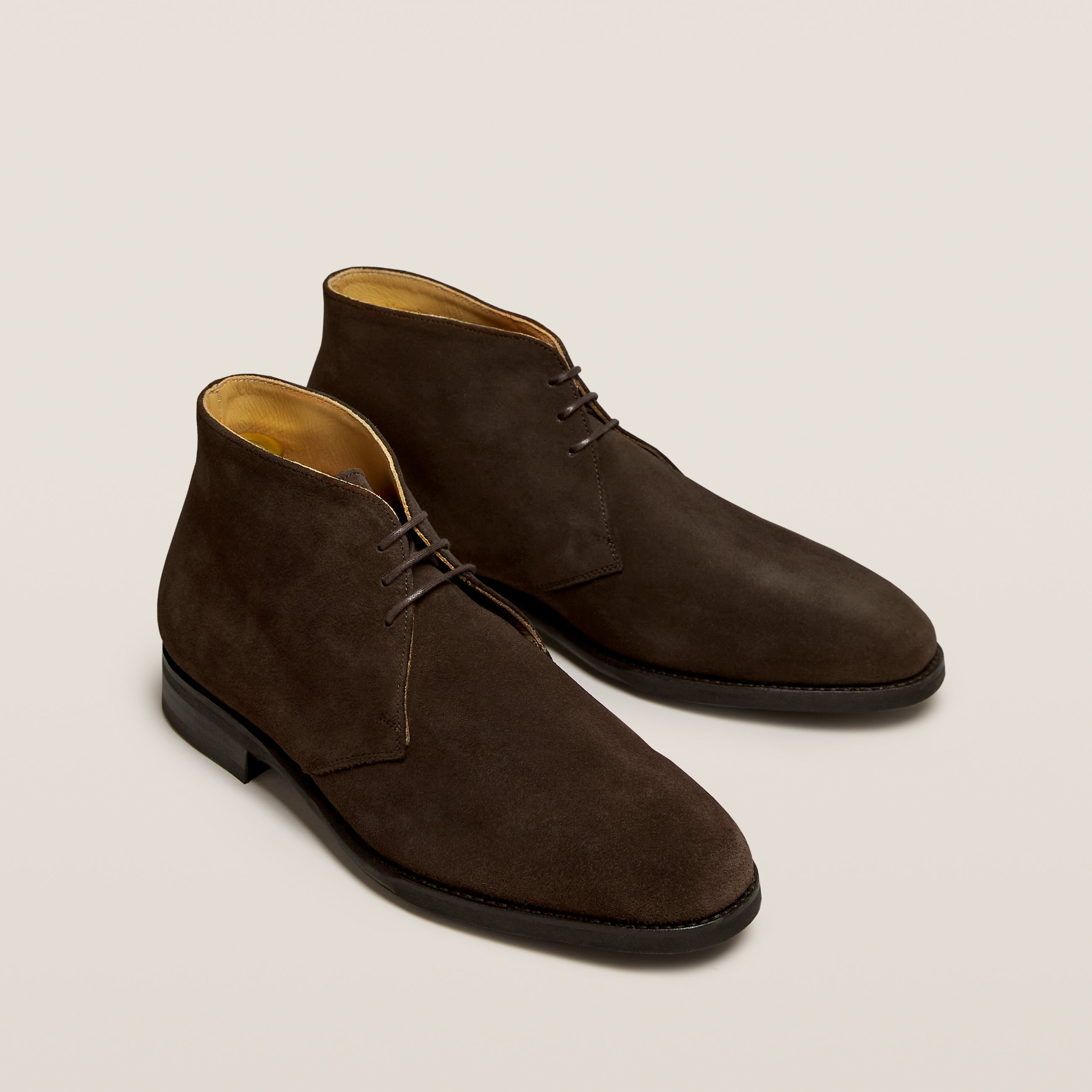 Gyllsjö Dark Brown Suede