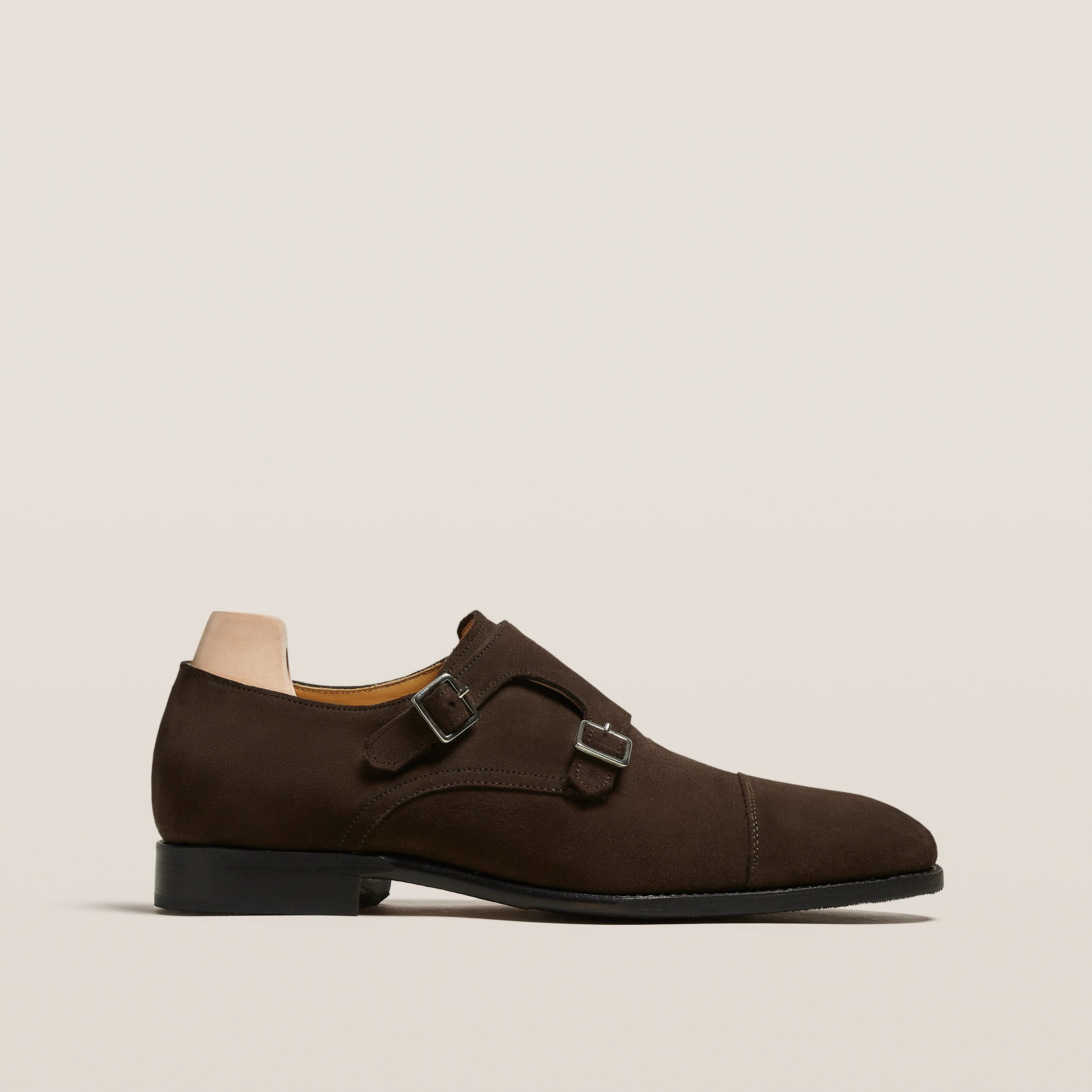 Ålsten Dark Brown Suede