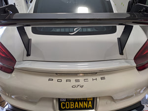 GT4 Rear Wing - 1600mm