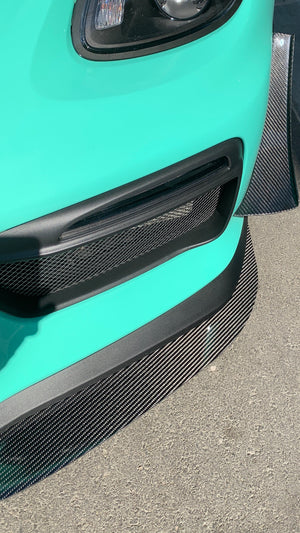 GT4 Front Canards