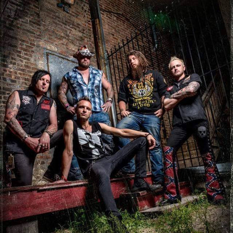 CONCERT TICKET 2017: 05-05-17: SAVING ABEL w/ Inbound & tba