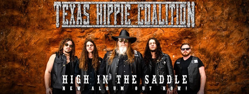 CONCERT TICKET 2021: New Date tba (postponed from 06-13-2020) - TEXAS HIPPIE COALITION
