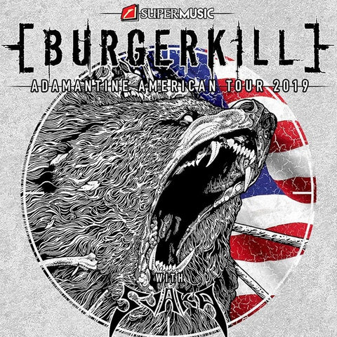 CONCERT TICKET 2019: 10-24-19 - BURGERKILL
