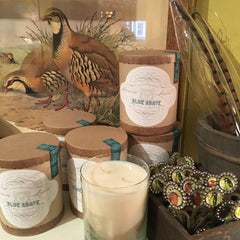soy candles, lineas lights, pretty funny vintage, tarrytown, sleepy hollow, spring