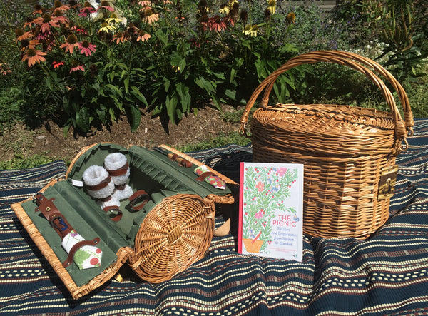 picnic baskets, tarrytown, sleepy hollow, pretty funny vintage, hudson valley, westchester