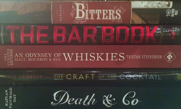 books, cocktail books, father's day gifts, pretty funny vintage, tarrytown, sleepy hollow