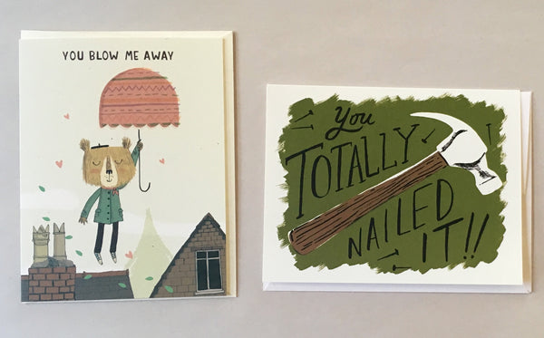 greeting cards in tarrytown, mother's day cards, cards for mom at pretty funny vintage