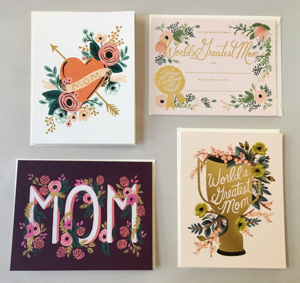mother's day cards, pretty funny vintage, sleepy hollow