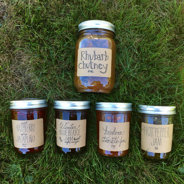 shady acres farms, organic jam, organic, organic food, gifts, hostess gift, pretty funny vintage