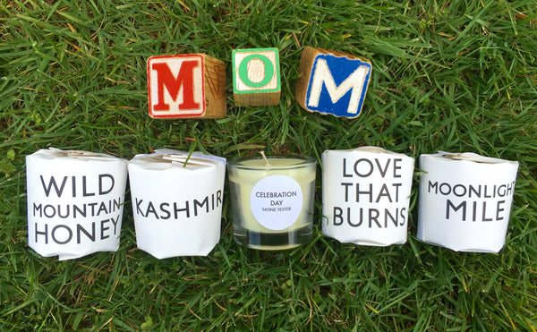 tatine candles, gifts for mom, shopping in tarrytown, pretty funny vintage