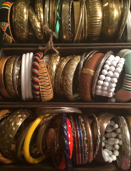vintage costume bracelet jewelry at pretty funny vintage in tarrytown ny