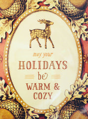 warm and cozy holiday season, pretty funny vintage holiday sale in tarrytown and sleepy hollow ny
