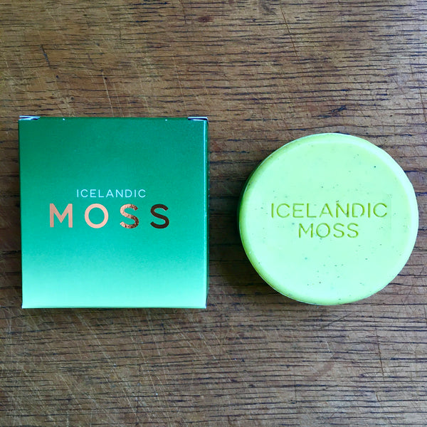 Icelandic Moss Hydrating Soap